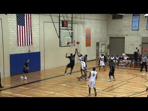 Men's Basketball: Queensborough vs. Globe Institute (11/20/12)