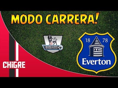 FIFA 15 - MODO CARRERA CON EL EVERTON! #4 - FIN DE TEMPORADA!