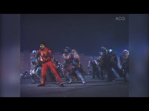 Michael Jackson - Thriller Dance [AUDIO + VIDEO RESTORED]