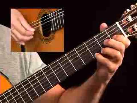 Supercharge Your Chops - #30 Fernando Carulli - Guitar Lesson - Brad Carlton