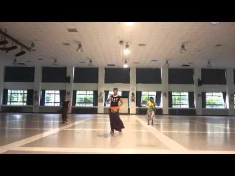 DHJH line dance —Sun Of Jamaica