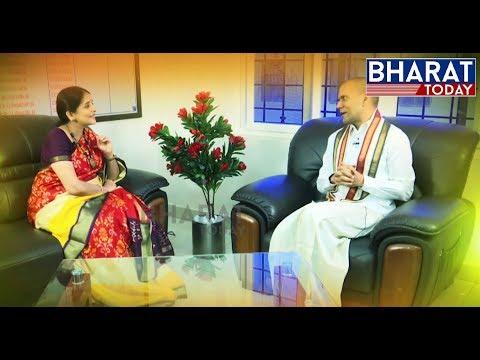 Cheppalani Vundi | TTD EO Anil Kumar Singhal Interview With Medapati Ramalakshmi | Promo Bharattoday