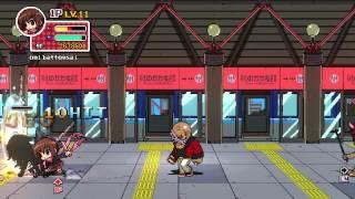 Phantom Breaker: Battle Grounds Yuzuha Story