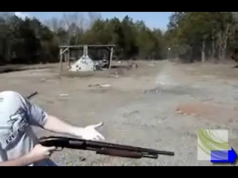 amigo escopeta recortada