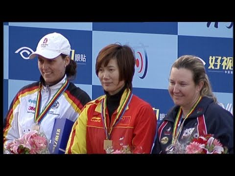 Finals Skeet Women - ISSF World Cup Series 2011, Shotgun Stage 4, Beijing (CHN)