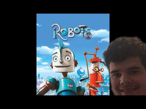 Me Acting Out The Movie Robots