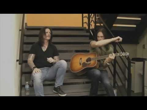 BLACK STAR RIDERS - Jailbreak (LIVE ACOUSTIC)