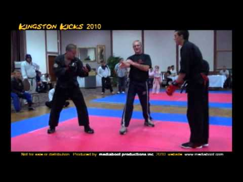 Sport Jujitsu Pat 1: Kingston Kicks Image 1