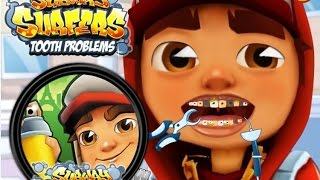 Play # Subway Surfers # games for kids and girls to watch - Doctor and Dentist Games