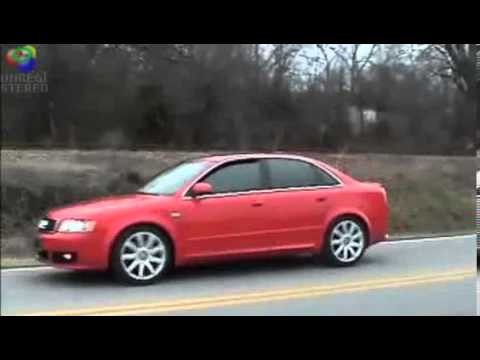 Audi A4 Ultra Sport 3.0 Quattro w_ Neuspeed cat back exhaust