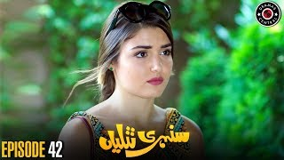 Sunehri Titliyan | Episode 42 | Turkish Drama | Hande Ercel | Dramas Central