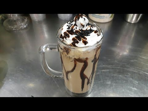 Cold coffee | How to make at home
