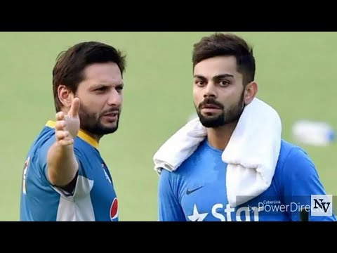 Top 5 Funny Moments Of Shahid Afridi  E