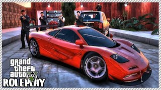 GTA 5 Roleplay - KIDNAPPED | RedlineRP #593