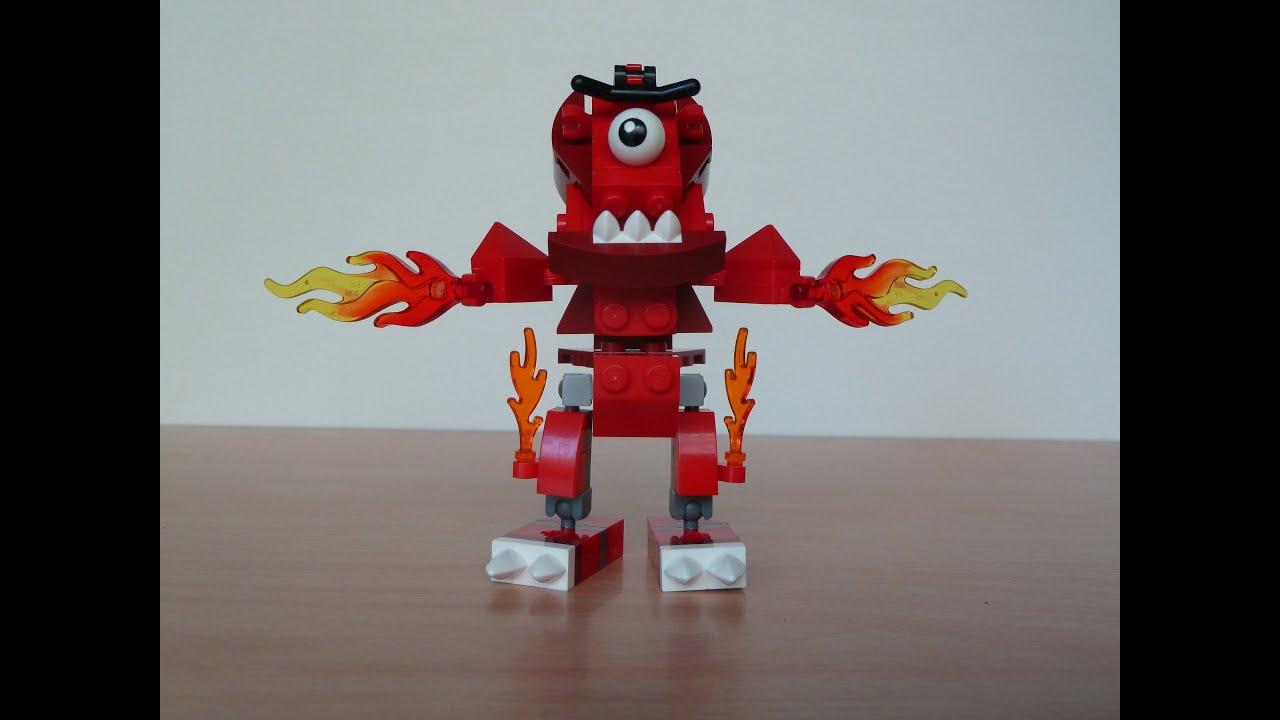 Mixels Flain Lego Mixels Flain Zorch Mix