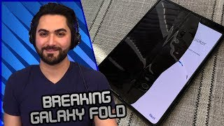 Breaking Galaxy Fold - What The Tech Ep. 437