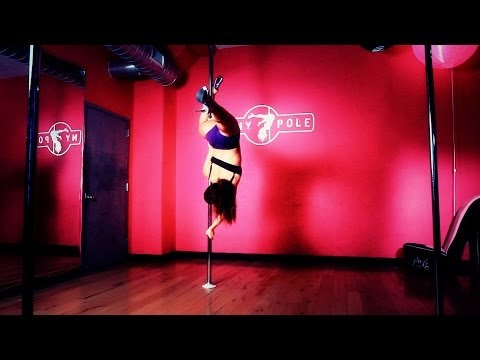 How to Do a Butterfly   Pole Dancing