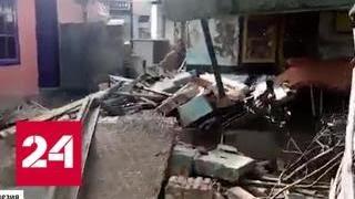 Жуткое зрелище: туристы рассказали, что случилось на остове Ломбок - Россия 24