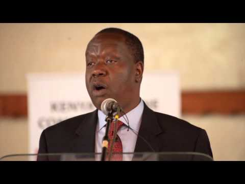 Information Cabinet Secretary Fred Matiangi on ICT Infrastructure in Kenya