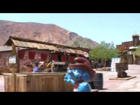 SAW: Calico Ghost Town