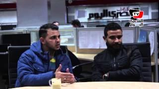محمد رشاد: حسن الشافعى شخصية محترمة وساندنى وطلب منى عدم المغامرة