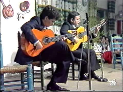 Andrés Batista (Duo) - Cantiñas