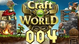 Let's Play Craft The World #004 Angriff Fail (Gameplay German Deutsch)