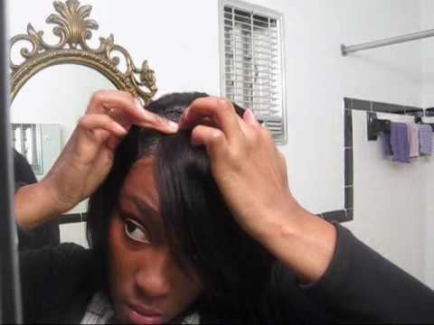 31  Quick weave Italian BoB(Invisible part)