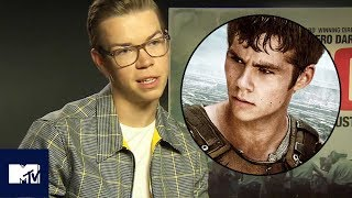 Will Poulter Talks Maze Runner Return For Maze Runner: The Death Cure | MTV Movies