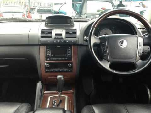 2005 SSANGYONG REXTON 2.7 Xdi AUTO, 7 Seater Auto For Sale On Auto Trader South Africa