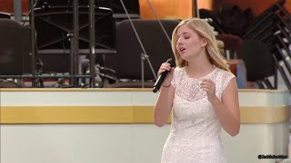 Jackie Evancho When You Wish Upon a Star Philly 2015