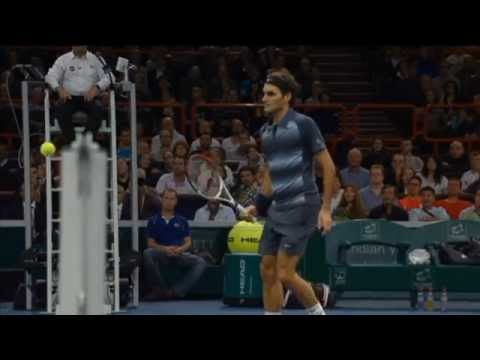 Roger Federer - I Call it Federer Magic (HD)