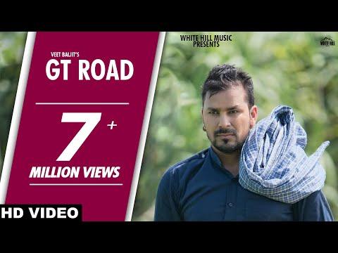 GT Road (Full Video) | Veet Baljit | White Hill Music