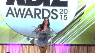 Download 2015 XBIZ Awards - Kendra Lust Wins ''MILF Performer of the Year' Award 3Gp Mp4