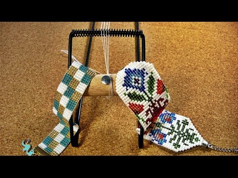 HOW TO: Bead Loom (Beading step by step tutorial for beginners)