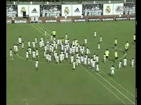 Real Madrid VS 100+ kid