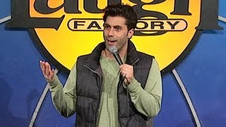 Adam Ray - Long Distance Farts (Stand Up Comedy)