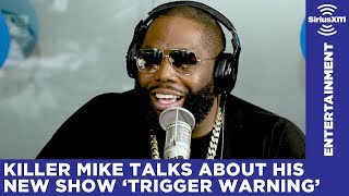 "Killer Mike chats about his ""most interesting findings"" while filming his new show"