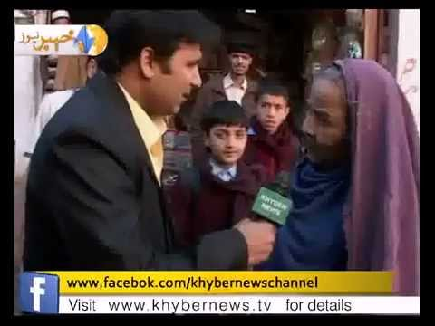 Khyber watch Yousaf Jan Utmanzai Knock Out by Dabang Lady
