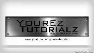 YourEzTutorialz Intro HD (After Effects)