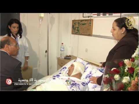 image vidéo  زيارة الرائد بالحرس الوطني وسام بن سليمان