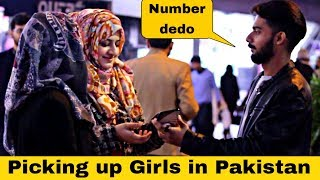 How To Pickup Girls In Pakistan Like A Boss With A Twist