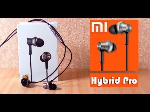 Xiaomi Hybrid Pro VS Xiaomi Hybrid – опыт использования и какие наушники лучше?