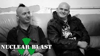 DISCHARGE - 'End Of Days' Track By Track, part 1 (INTERVIEW)