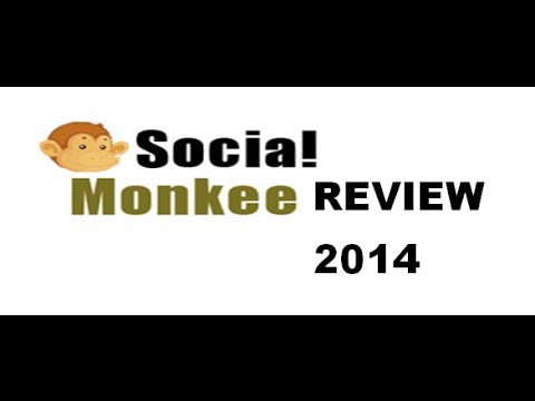 Social Monkee Review - How to Get Backlinks to Your Blog 2014