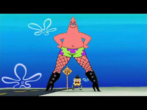 SPONGEBOB SING - IMAGINE DRAGONS THUNDER !!!!