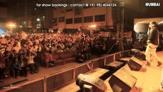 Yo Yo Honey Singh LIVE @ MUMBAI (4-12-12) Part 1