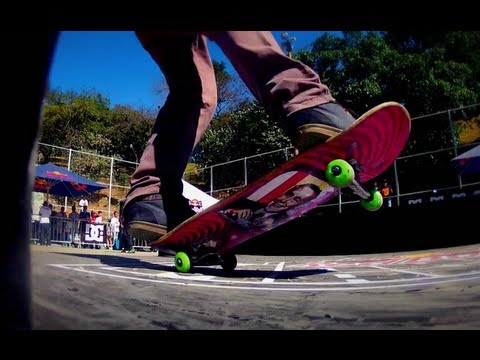 Manual Skate Competition - Red Bull Manny Mania 2012 Brazil