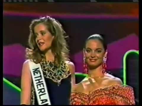 miss universe 1991 crowning youtube