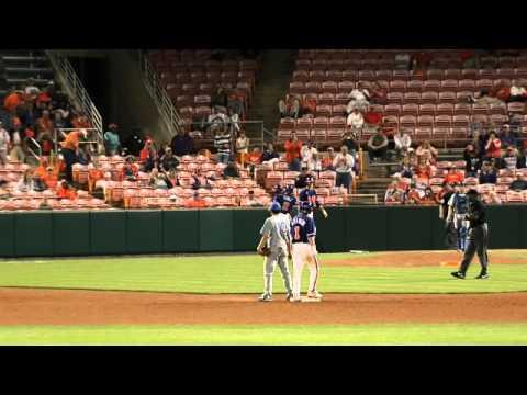 Clemson Baseball vs. Duke Series Highlights